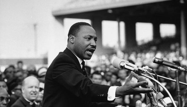 In Memorandium of Martin Luther King Jr.