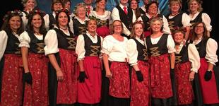 Swiss Chorus and Handbell Ringers Christmas Concert